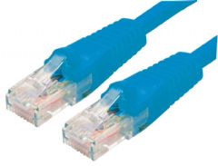 PRO SIGNAL B6LZ-603B  Lead Cat 6 Snagless Lsoh Blue 3M